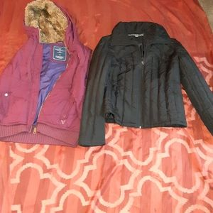 Jacket bundle large American Eagle/ Cole
